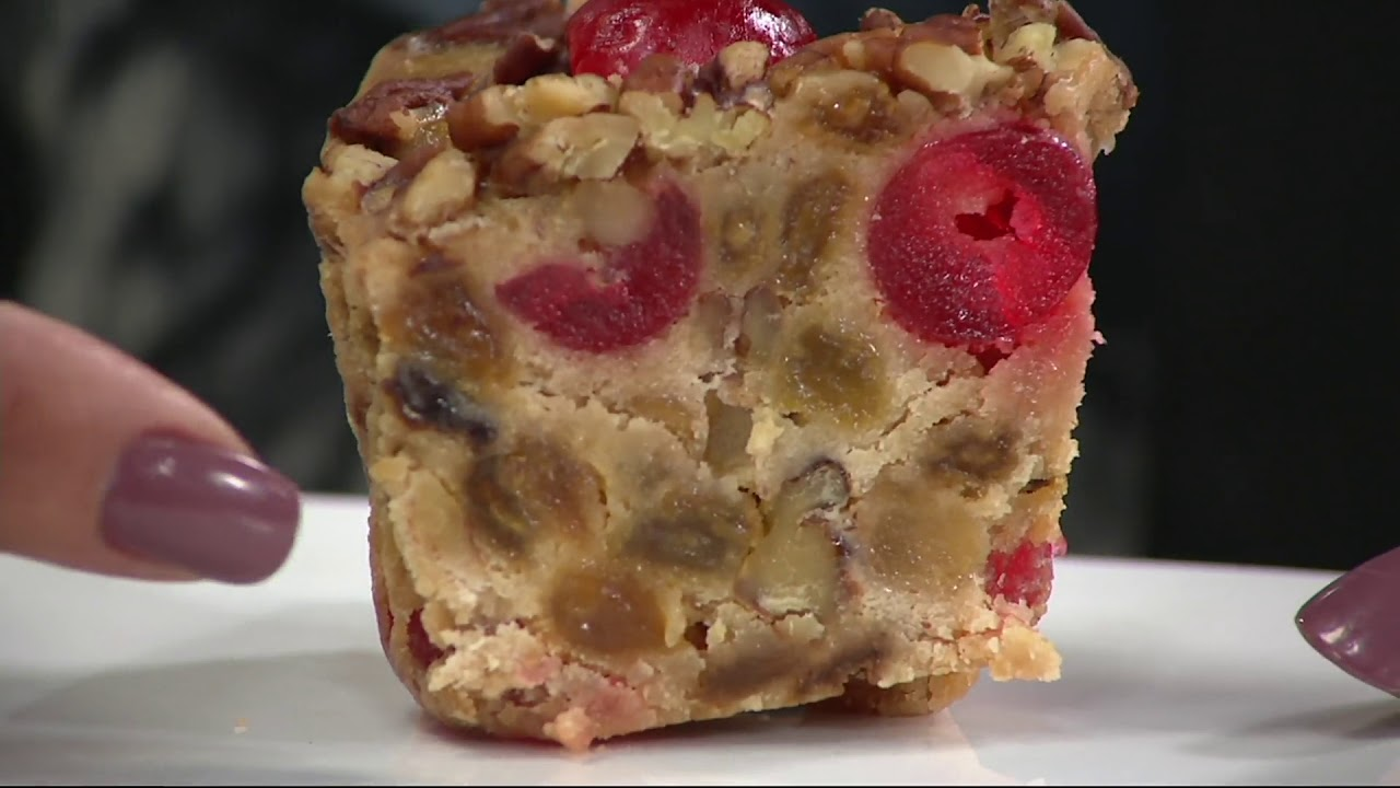 Beatrice Bakery Co 2 Lb Grandma S Fruit Nut Cake On Qvc
