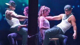 Magic Mike XXL - movie in 3 min (dance scenes)
