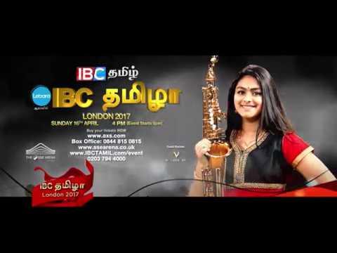 IBC Thamizha 2017 London   16th April 2017   Lavangi