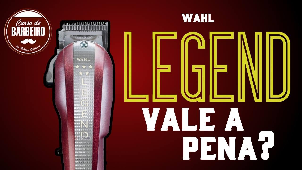 1f2ec8866 Análise WAHL LEGEND - Dica De Barbeiro - YouTube