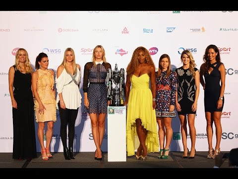 WTA Live | 2014 BNP Paribas WTA Finals presented by SC Global Draw Ceremony