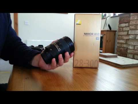 Nikon 28-300mm VR review with alternative travel lens.