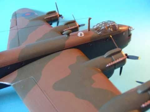 AIRFIX 1/72 Short Stirling B I / B III -  A Building Review