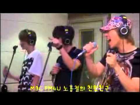 110801 Be Mine & Nothing's Over - Infinite [MR Removed]