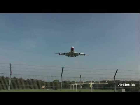 Oman Government | Boeing 747-430 | @ Hamburg Airport | 100 years Hamburg Airport