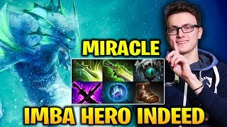 Miracle Morphling in Dota 7.19d Is Too IMBA
