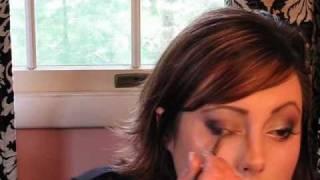 Jennifer Lopez Makeup Tutorial  (part 1)
