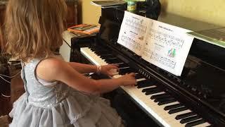 Начальные уроки фортепиано для детей. Первые ноты