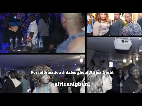 Africa Night - African Nightlife in The Netherlands