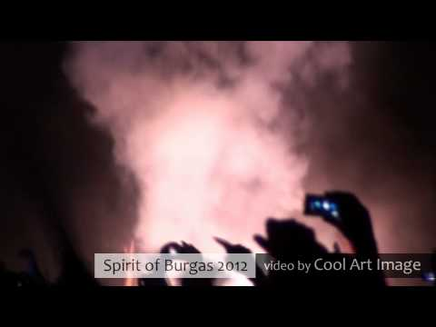 The Prodigy - Firestarter (live At Spirit Of Burgas 2012)