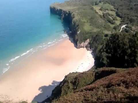 Playa La Ballota-Andrin Asturias España