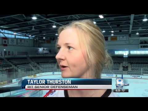 RIT on TV: Women's Hockey Preview