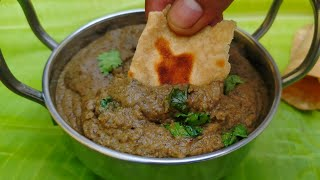 Super Side dish for Chapati, Poori, Idly, Dosa