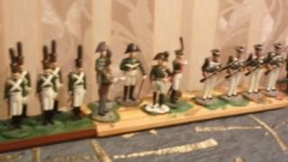 Солдатики.Наполеоновские войны.