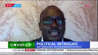 Political Intrigues: Jubilee party on a clean up exercise