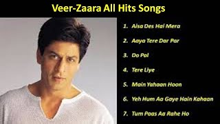 Veer-Zaara All Time Hits Songs