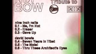 NINBOW - No Rhythmic Tribute To Nine Inch Nails And David Bowie -  Thru These Architect s Eyes