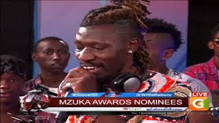 10 over 10 |The kings 254 are Mzuka Awards nominees .Rate them out of 10