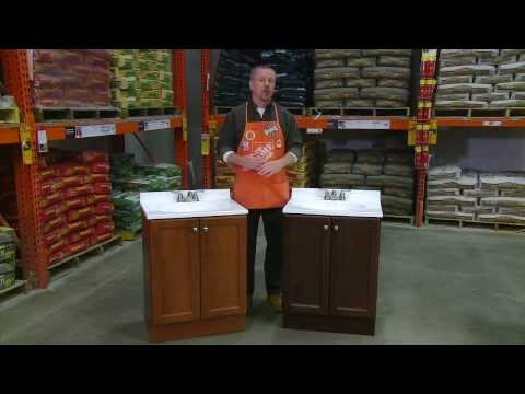 Glacier Bay All-In-One Vanity Pro Combo for Pros - The Home Depot