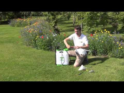 22 Litre Knapsack Pressure Sprayer