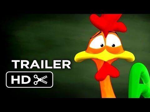 Rooster Doodle Doo Official Trailer (2014) - Children's Animation Comedy Movie HD