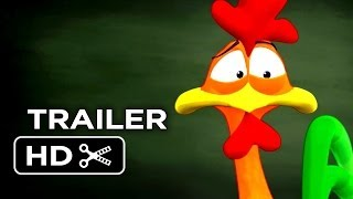Rooster Doodle Doo Official Trailer (2014) - Children