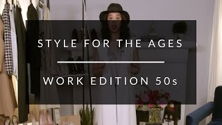 How To Look Stylish At Work For Women 50s And Beyond