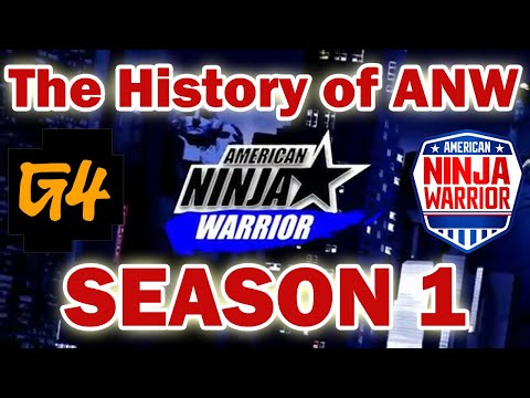 American Ninja Warrior 1 - The History Of ANW