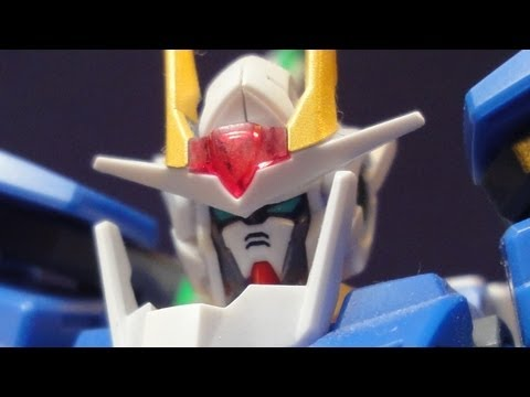 HG 00 Raiser + GN Sword III (Part 1: Intro & Parts) Gundam 00 review