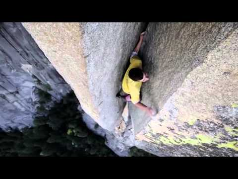 Alex Honnold and Tommy Caldwell smash speed record climbing