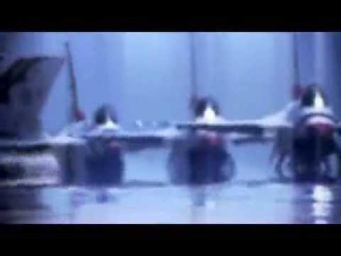 Jupiter One - Countdown (Thunderbirds Music Video)