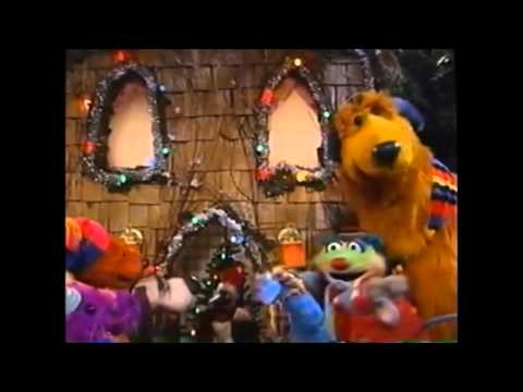 bear in the big blue house lets go caroling - Bear Inthe Big Blue House Christmas