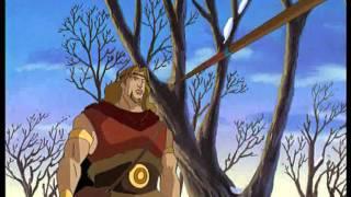 Grcka mitologija: Damon i Pitijas (crtani film) - sinhronizovano