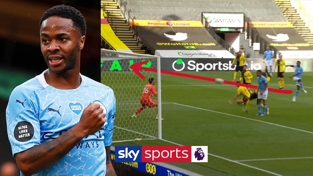 Raheem Sterling's BEST Premier League Goals of the Season!