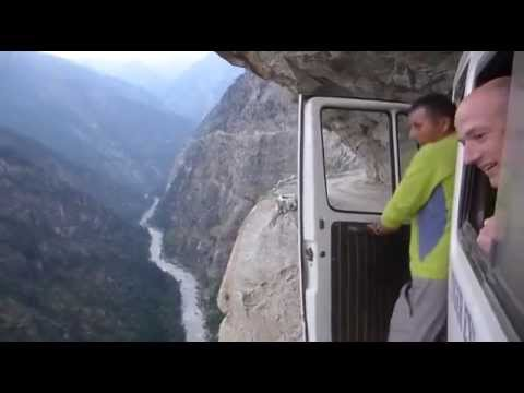 IVan Budimir  - Insane Himalayas (Location - Nepal) Bus Ride (Not for the faint hearted)