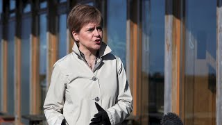 video: Scotland to lift Covid travel restrictions ahead of schedulefrom Friday