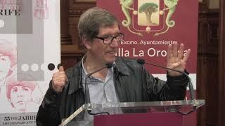 Presentación de programa de actividades Los Beatles en Tenerife