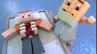 Minecraft | Who's Your Daddy Family? Baby + Hospital = BABY DOCTOR! (Baby Runs Hospital)