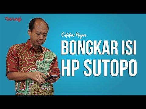 Cover Lagu Catatan Najwa - Sutopo: Bencana, Kanker dan Netizen: Bongkar Isi Hape Sutopo (Part 1) HITSLAGU