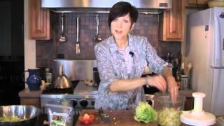Nappa Cabbage Pressed Salad