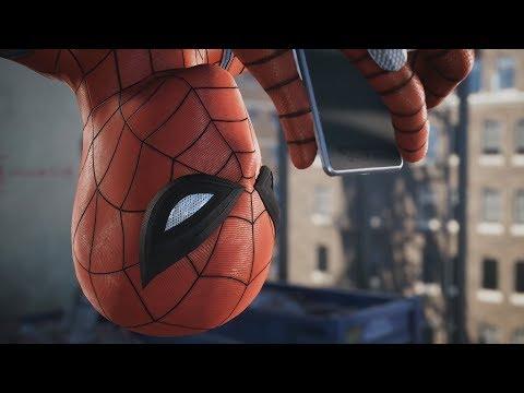 Marvel's Spider-Man IS Black Panther (Vince Staples - Bagbak Edit)!!!