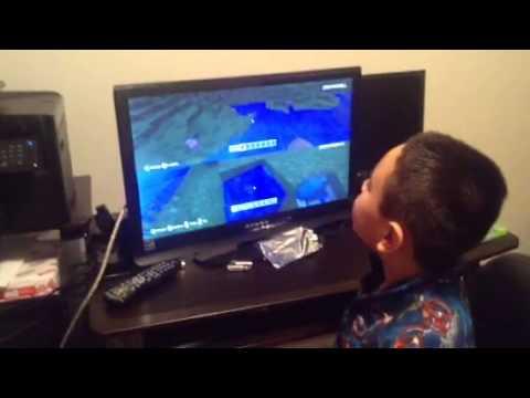 Minecraft Nolan and Bryson