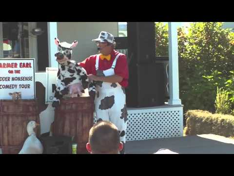 The MooMania Comedy  by Rob LeMaster