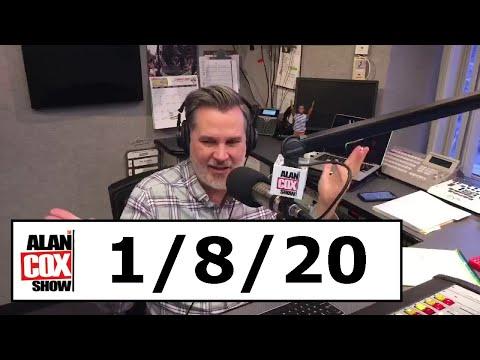 The Alan Cox Show - The Alan Cox Show (1/8/20)