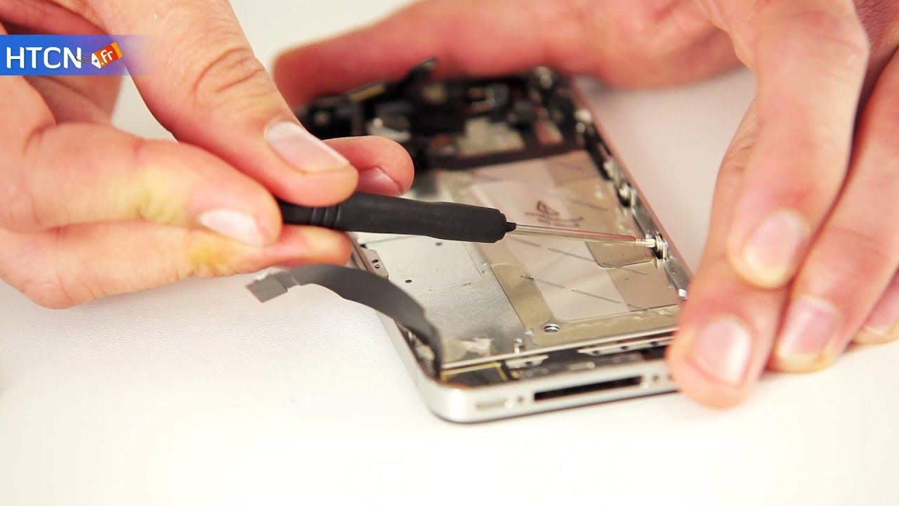 Tuto Vitre Iphone C