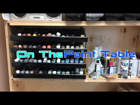 On the Paint Table - 02/18/17 - DC Superheroes, Legends of the Old West and Malifaux