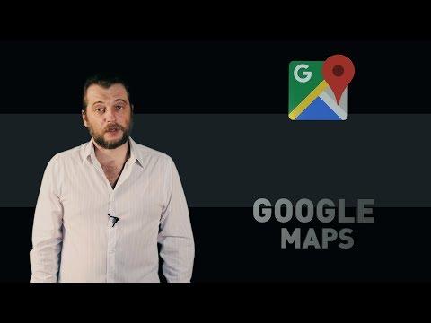 Как составить сложный маршрут в google maps