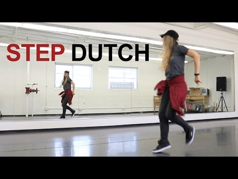 Hip hop dance tutorial for beginners step by step choreograp