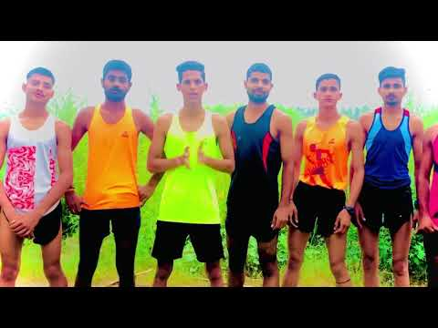 Running Blog Part_1 with workout 3km with exercise