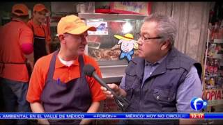 Matutino Express-Esteban Arce-Viernes culinario: Huaraches de chamorro y suadero
